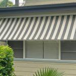 Pivot Arm – Docril Grey White Stripe