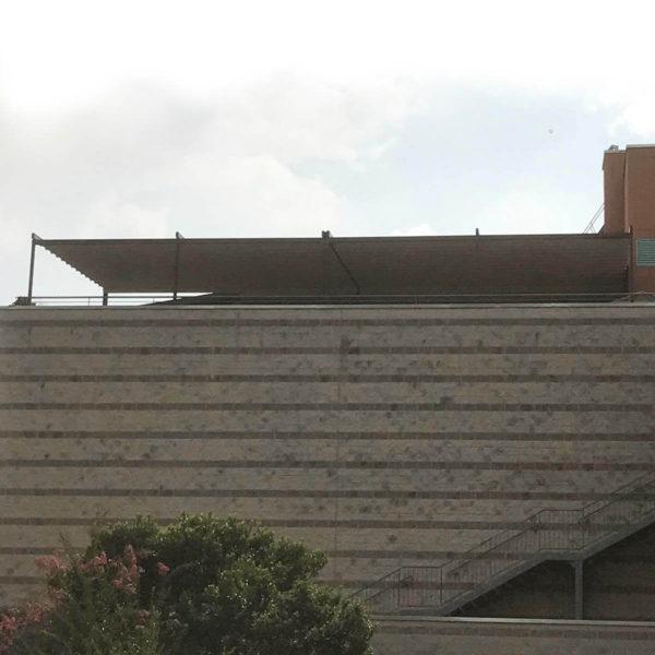 Photo of Zerro Uniq rooftop retractable roof system