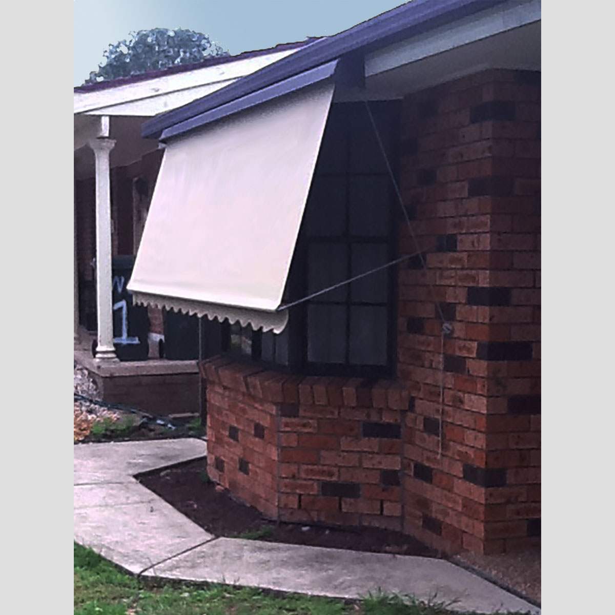Convertible Awnings / Florentine