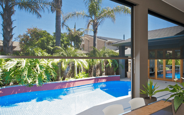 "Homeowners with Zipscreen blinds in Sydney ""unfazed"" by recent extreme local weather"